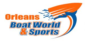 Orleans boat world logo